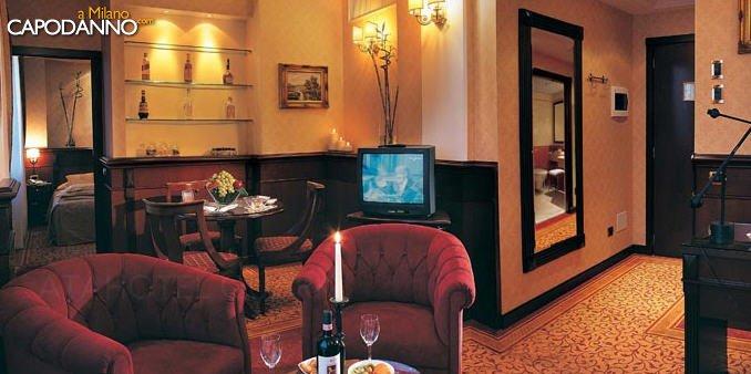 Capodanno ata hotel quark milano for Ata hotel milano