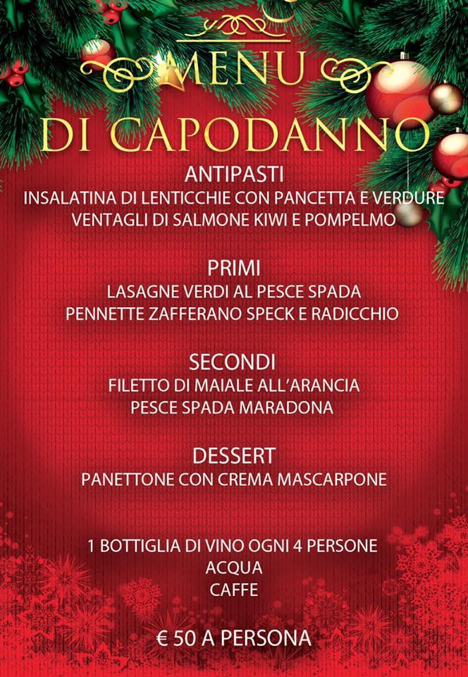 Capodanno Bar Magenta