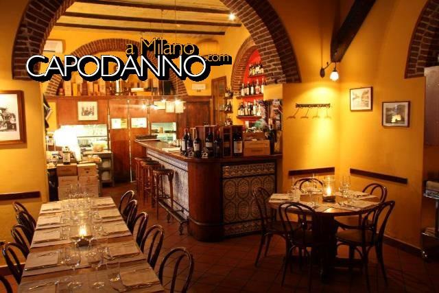 Capodanno certe notti milano for Tara ristorante milano