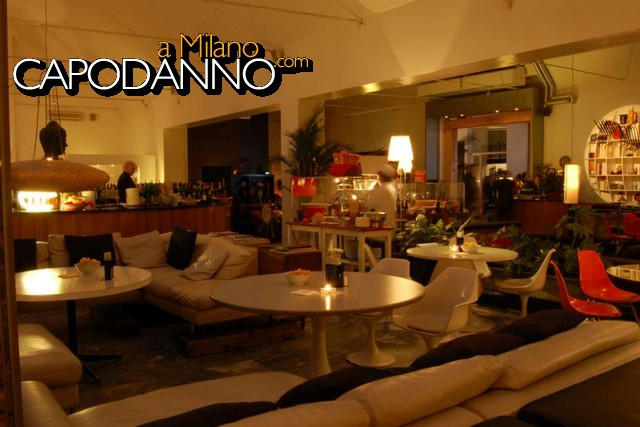 New Year\'s Eve at Milano Cafe in Milan