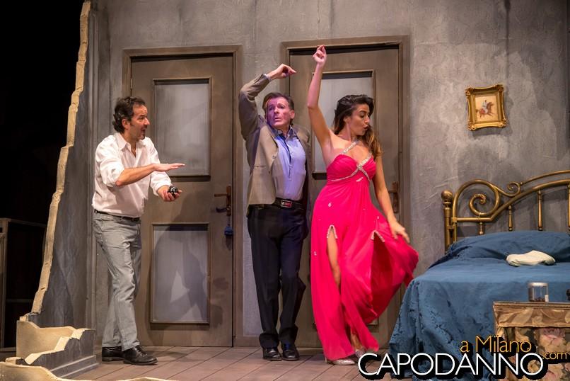 Doppia coppia capodanno milano - Teatro San Babila