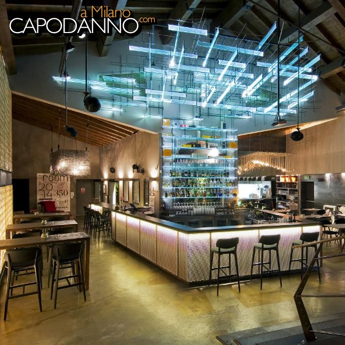 Capodanno the room milano for Ristorante da giulio milano