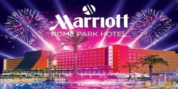 Marriott Hotels Rome New Year S Eve In Rome