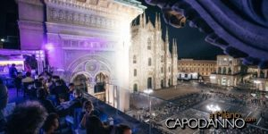 New Year S Eve Gallery Museum Bistro Duomo 21 Milan 2020