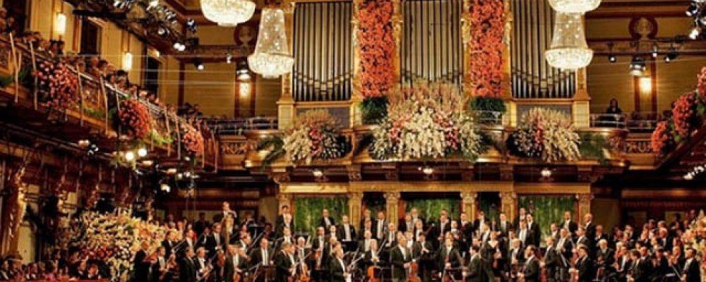 Il CONCERTO di CAPODANNO a VIENNA 2021 dei Philharmoniker